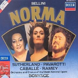 Norma, CD + Box