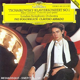 Tchaikovsky: piano concerto no.1, CD