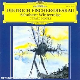 Voyage d'hiver, CD