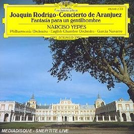 Concierto De Aranjuez;Fantasia Para Un Gentilhombre, CD