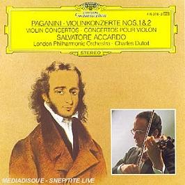 Concertos, CD