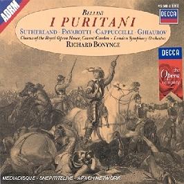 I Puritani, CD