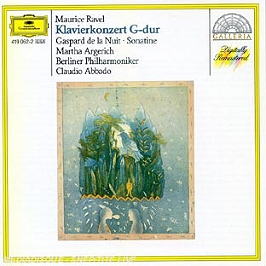Concerto Pour Piano En Sol..., CD