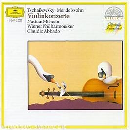Concerto pour violon op.64 ; concerto pour violon op.35, CD