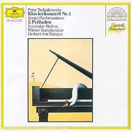 Klavierkonzert n°1; 5 préludes, CD