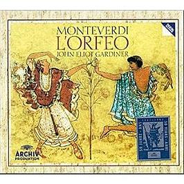 L' Orfeo, CD