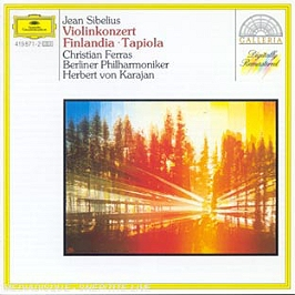 Concerto Pour Violon;Finlandia;Tapiola, CD