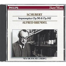 Impromptus Op.90 & Op.142, CD