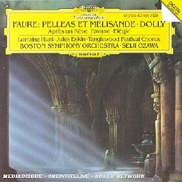 Pelleas & Mélisande - Dolly - Après Un Rêve - Pavane - Elégie, CD