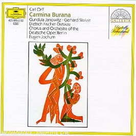 Carmina Burana;Chants Profanes, CD