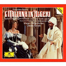 L'Italienne A Alger, CD + Box