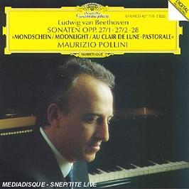 Sonates n°13, 14 et 15, CD