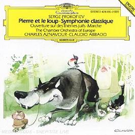Pierre et Le Loup - symphonie classique, CD