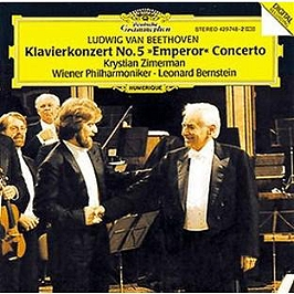 Concerto pour piano n.5, CD