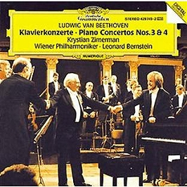 Klavierkonzerte N 3 & 4;Piano Concertos;Concertos Pour Piano, CD