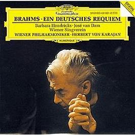 Ein Deutsches Requiem, CD