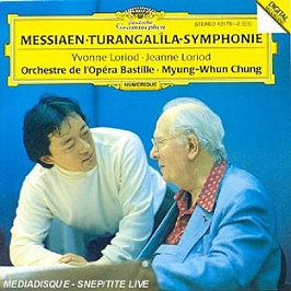 Turangalila - Symphonie, CD