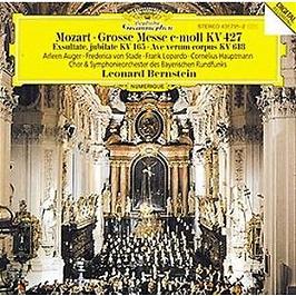 Exsultate Jubilate - Messe Ut Mineur, CD