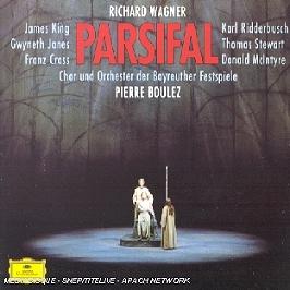 Parsifal, CD