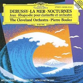 Images, Printemps, Prelude A L'après-Midi D'un Faune, CD