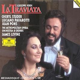 La Traviata, CD