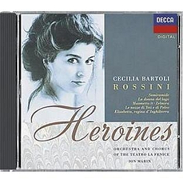 Heroines, CD