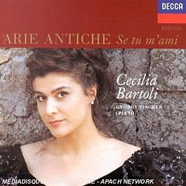 Arie Antische:Se Tu M' Ami, CD