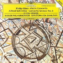 Violin Concerto;Concerto Grosso N 5, CD
