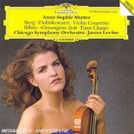 Violin Concerto, CD