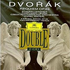 Requiem Op 89;6 Chants Bibliques Op 99, CD