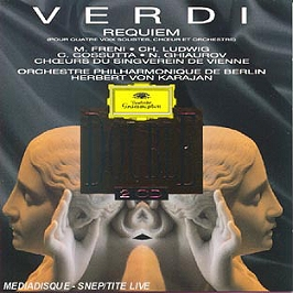 Verdi: messa da requiem, CD