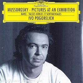 Mussorgsky : picture at an exhibition - Ravel : valses nobles et sentimentales, CD