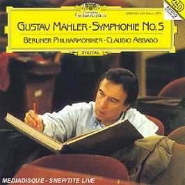 Symphonie N 5, CD