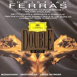 Les Grands Concertos Pour Violon, CD