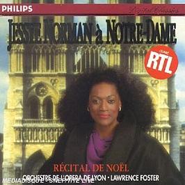 Jessye Norman A Notre-Dame, CD