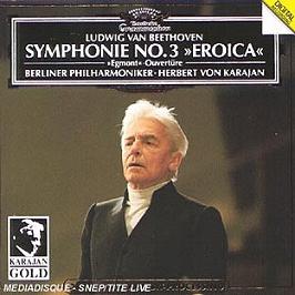 Symphonie N°3 : Heroique, CD