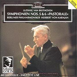 Symphonies N°5 & 6 : Pastorale, CD