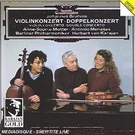 Concerto Pour Violon;Double Concerto, CD