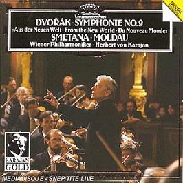 Symphonie N 9 - Die Moldau, CD