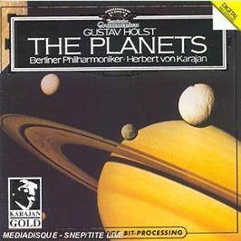 Les Planetes, CD