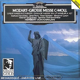 Grande Messe En Ut Mineur, CD