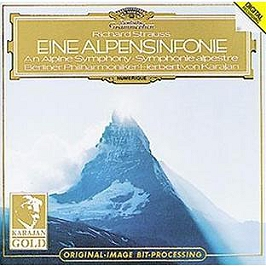 Symphonie Alpestre, CD