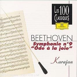 Symphonie n°9, CD