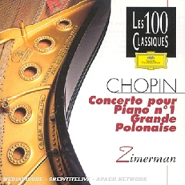 Concerto Pour Piano N 1;Grande Polonaise, CD