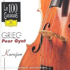 Peer Gynt;Suite 1 Et 2;Suite Holdberg, CD