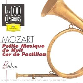 Petite Musique De Nuit, CD