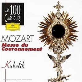 Messe du couronnement, CD