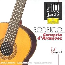 Concerto D'aranjuez, CD