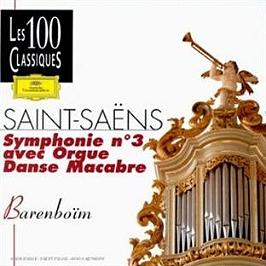 Symphonie N 3 Avec Orgue;Danse Macabre, CD