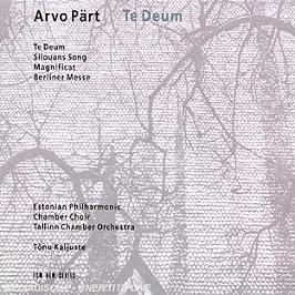 Te Deum, CD